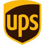 Logotipo cuadrado de UPS