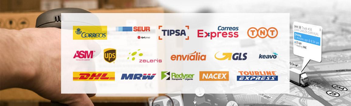 Logos de Agencias de transporte